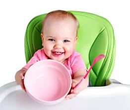 Baba bidora tányér