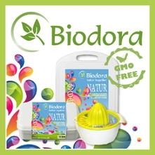 Biodora bioműanyag
